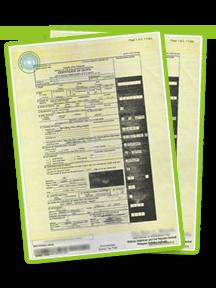 PSA Death Certificate