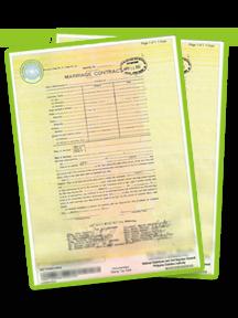 PSA Marriage Certificate